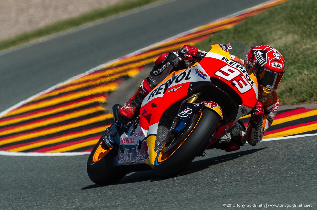 MotoGP: Qualifying Results from Sachsenring - Asphalt & Rubber