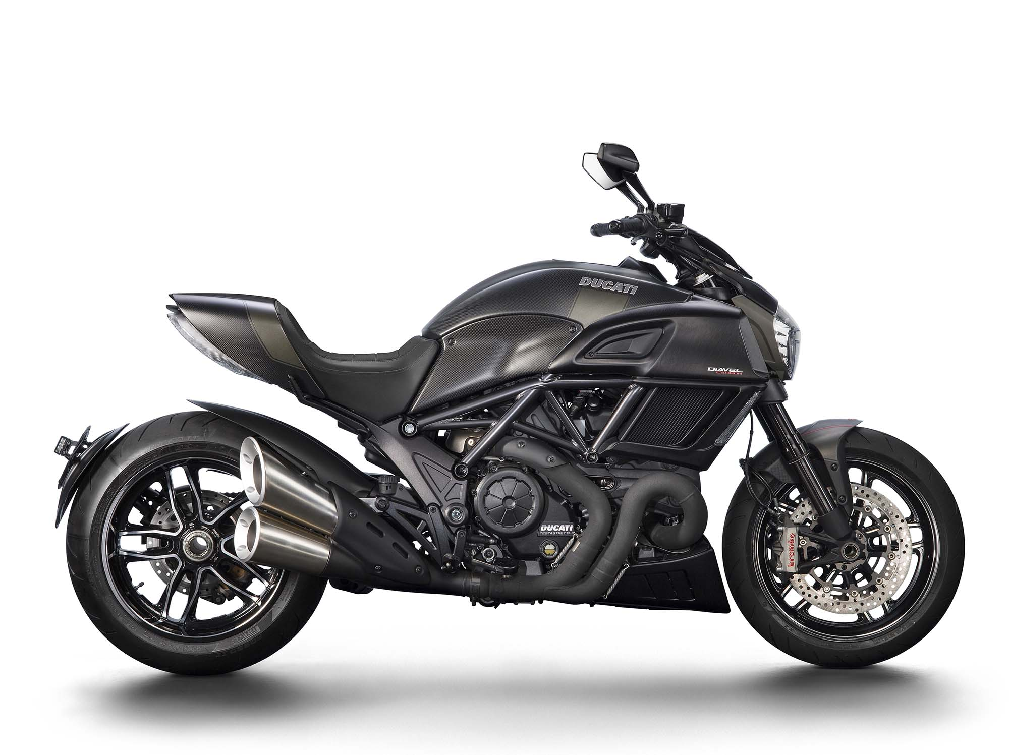 2016 ducati diavel carbon bold new carbon asphalt rubber. Black Bedroom Furniture Sets. Home Design Ideas