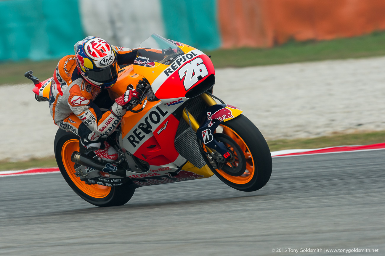 MotoGP: Qualifying Results from Sepang