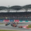 2015 MotoGP Championship at Sepang