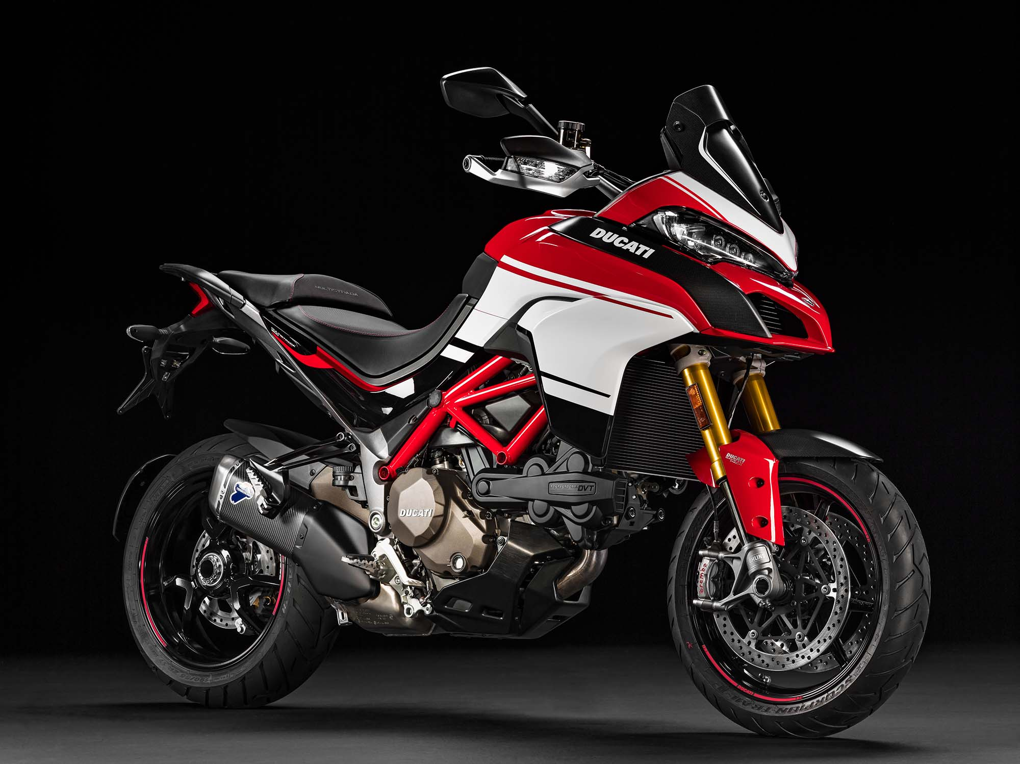 2016 ducati multistrada 1200 pikes peak. Black Bedroom Furniture Sets. Home Design Ideas
