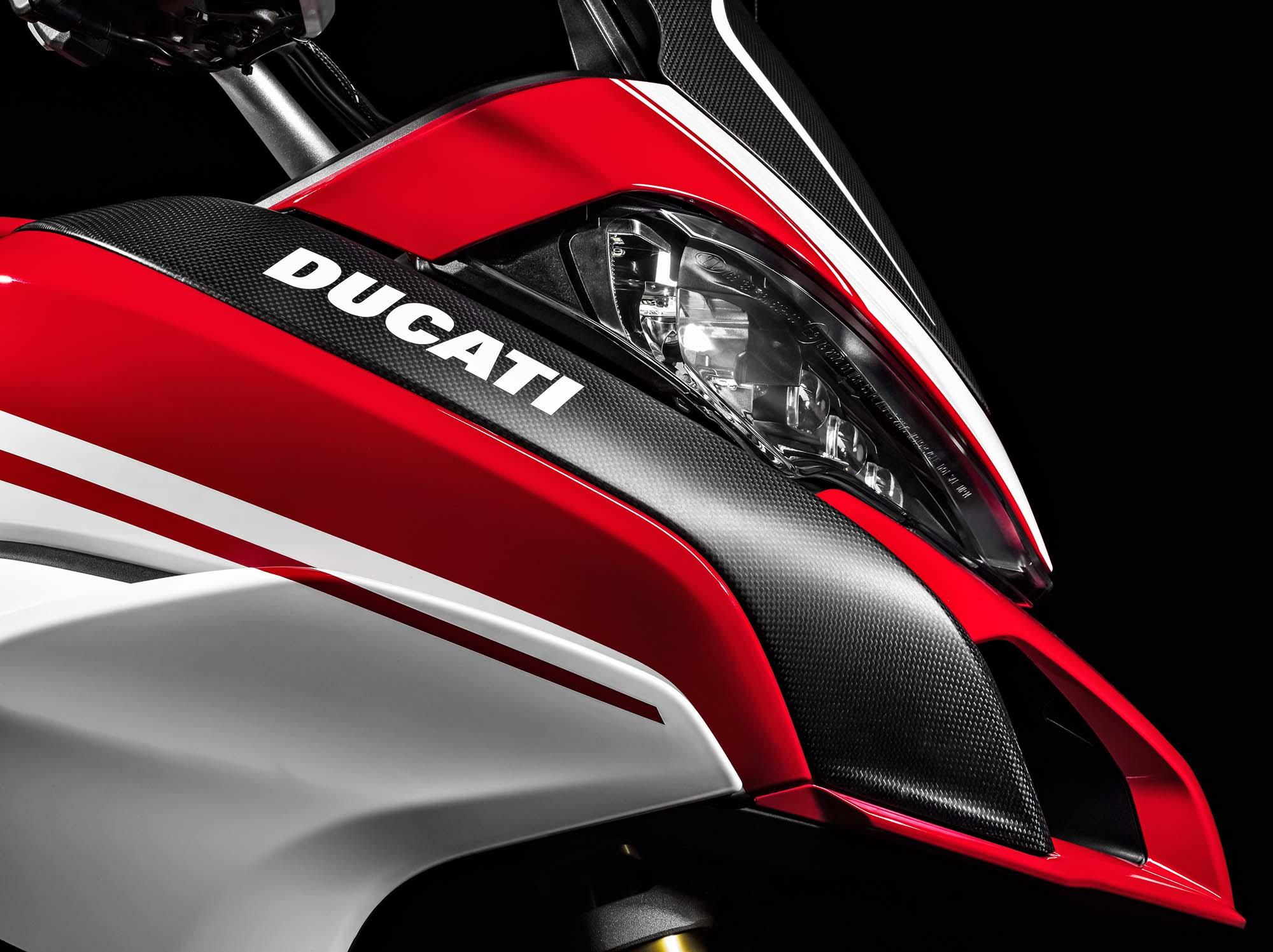 Ducati S Pikes Peak