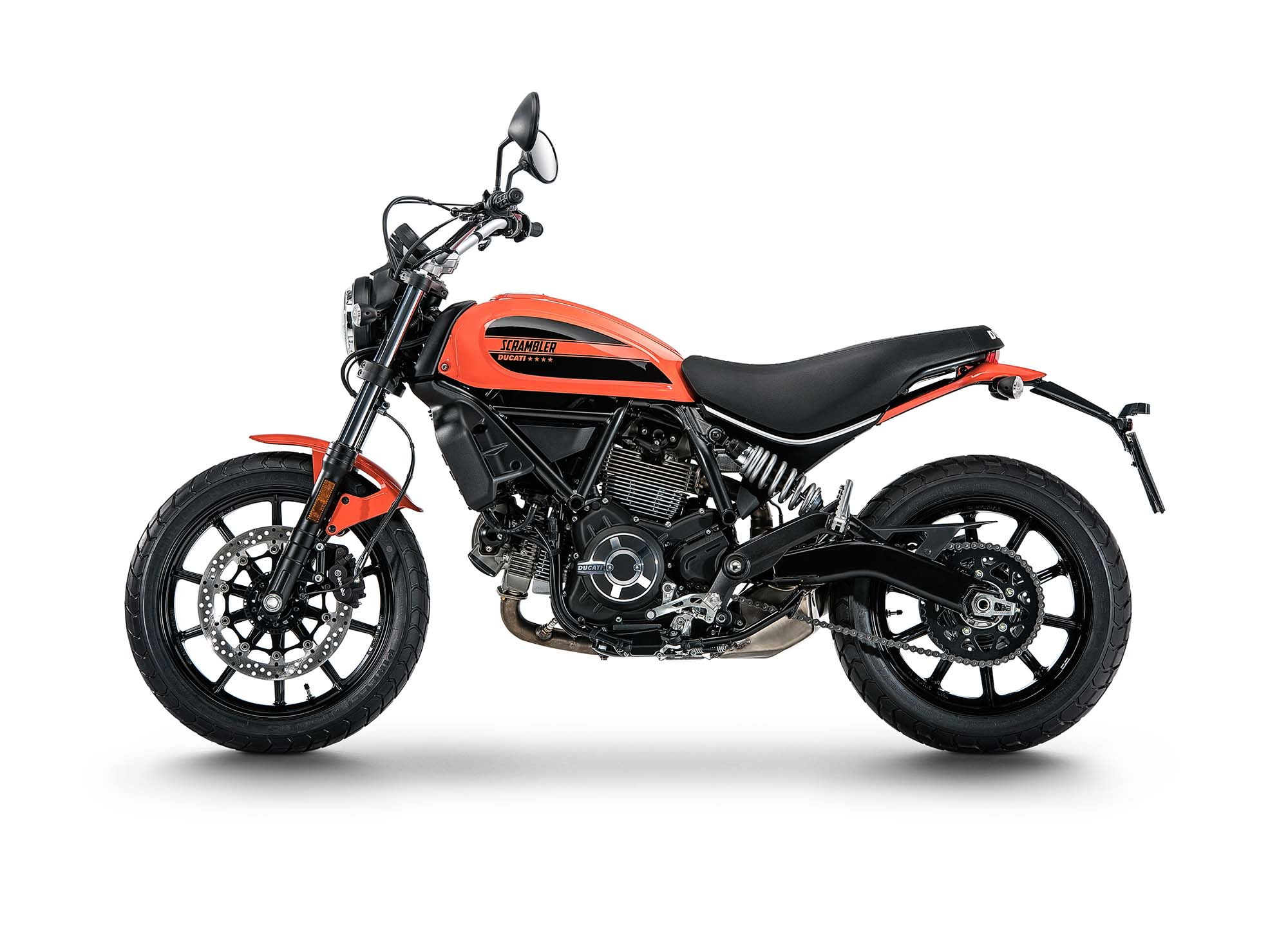 Ducati Scrambler Sixty Video