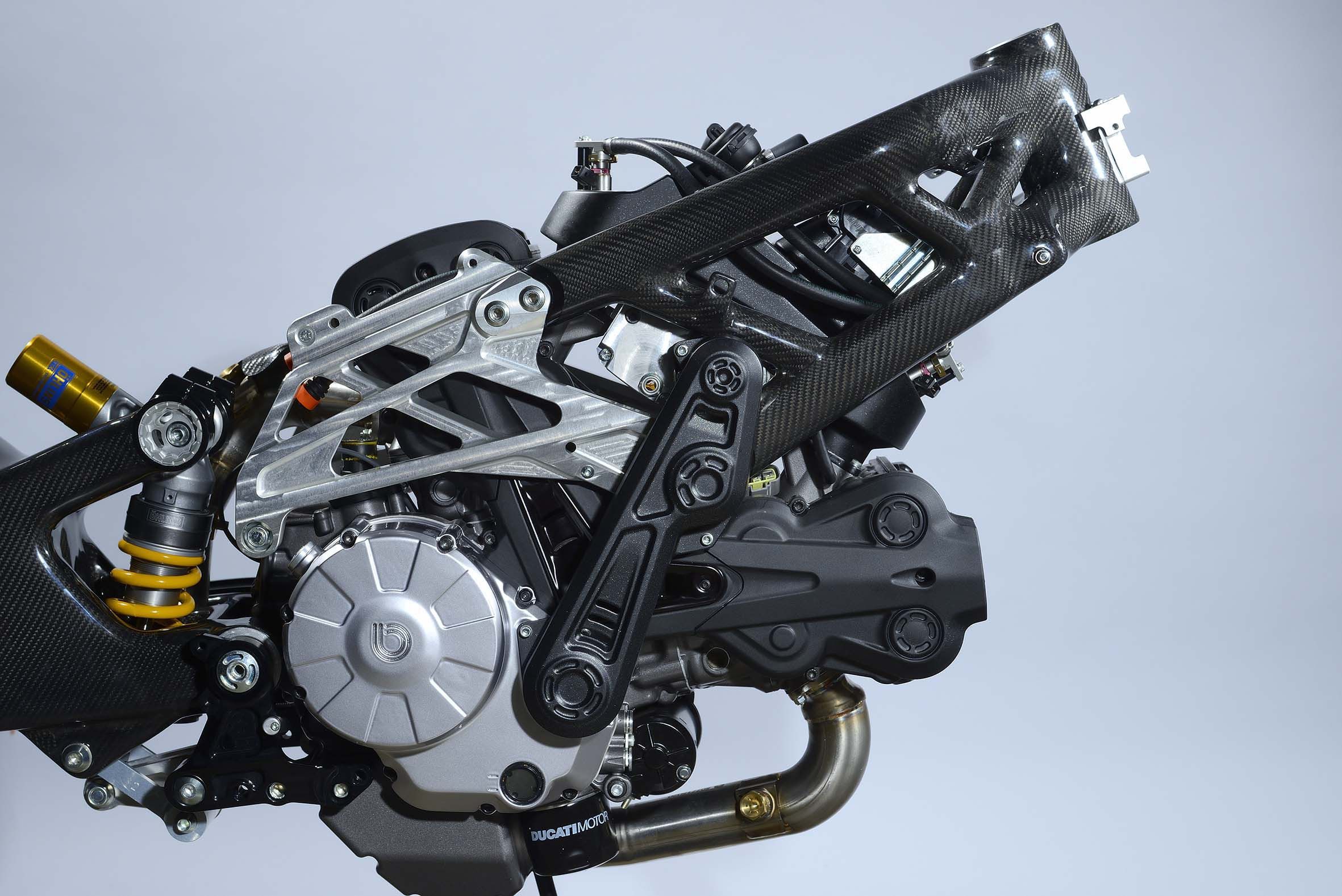Bimota Supercharger Adds More Power To Ducati Models