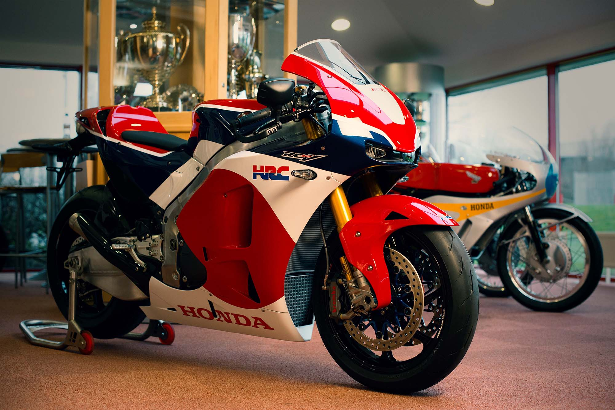 Honda RC213V-S Delivered to First Customer