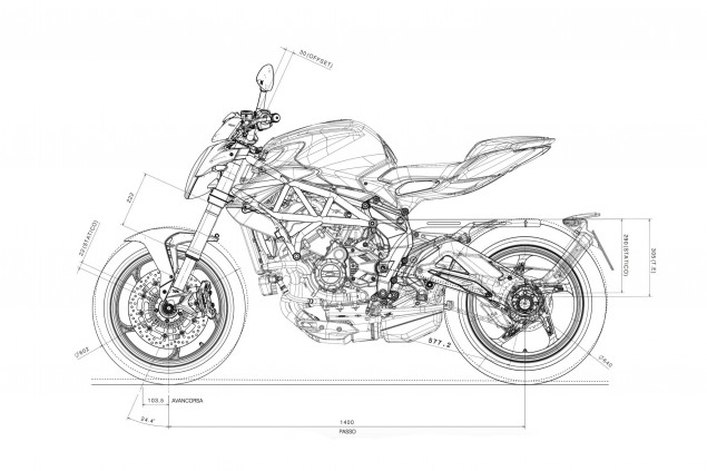 2016-MV-Agusta-Brutale-800-technical-sketch