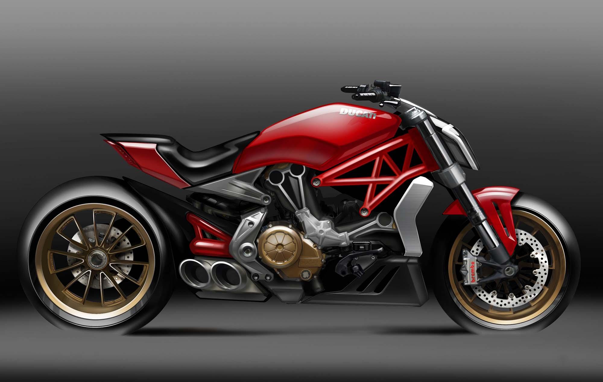 Ducati Xdiavel Mega Gallery Asphalt Amp Rubber