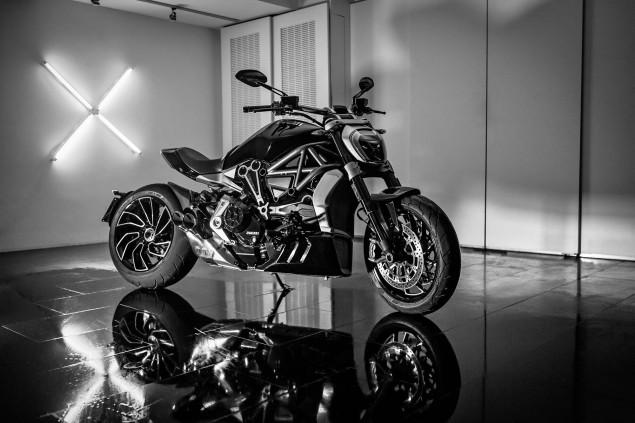Ducati XDiavel S San Diego Studio Action 08