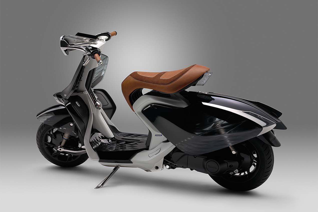 Yamaha 04gen Scooter Concept Debuts In Vietnam