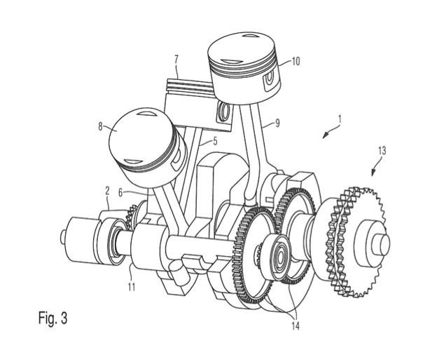 April Fools: Honda Patents Three-Stroke Engine Design