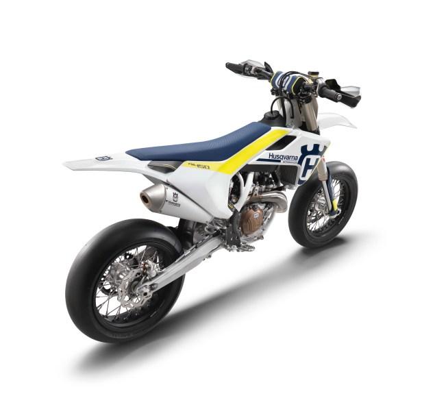2017 Husqvarna FS 450 Supermoto