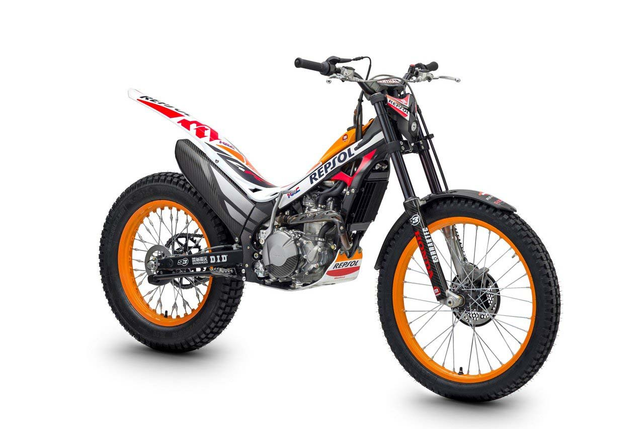 2017 montesa cota 4rt260 gets bng still awesome. Black Bedroom Furniture Sets. Home Design Ideas