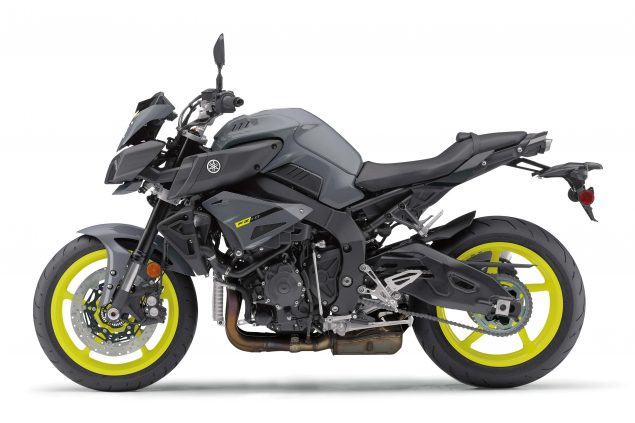 Gone riding yamaha fz 10 asphalt rubber for Yamaha clp 635 review