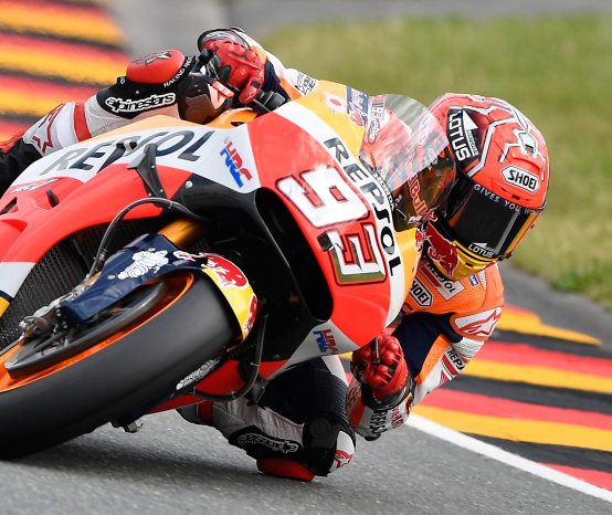 Analyzing Marc Marquez's Matchless Record at the Sachsenring