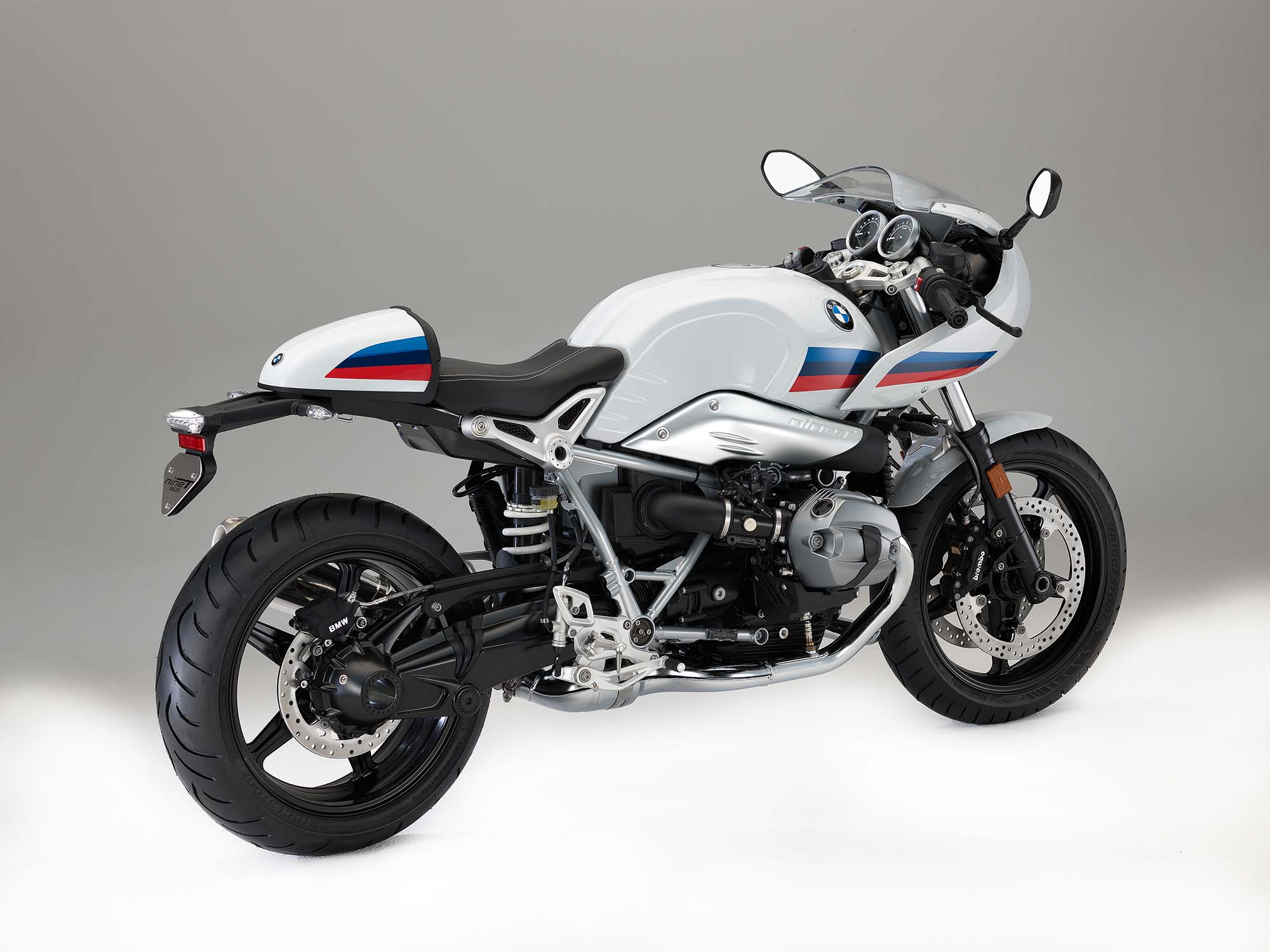 bmw r ninet racer yet another caf racer. Black Bedroom Furniture Sets. Home Design Ideas