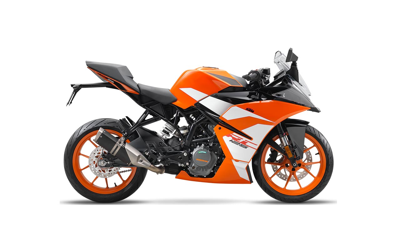 bold new graphics for the 2017 ktm rc390 & kin