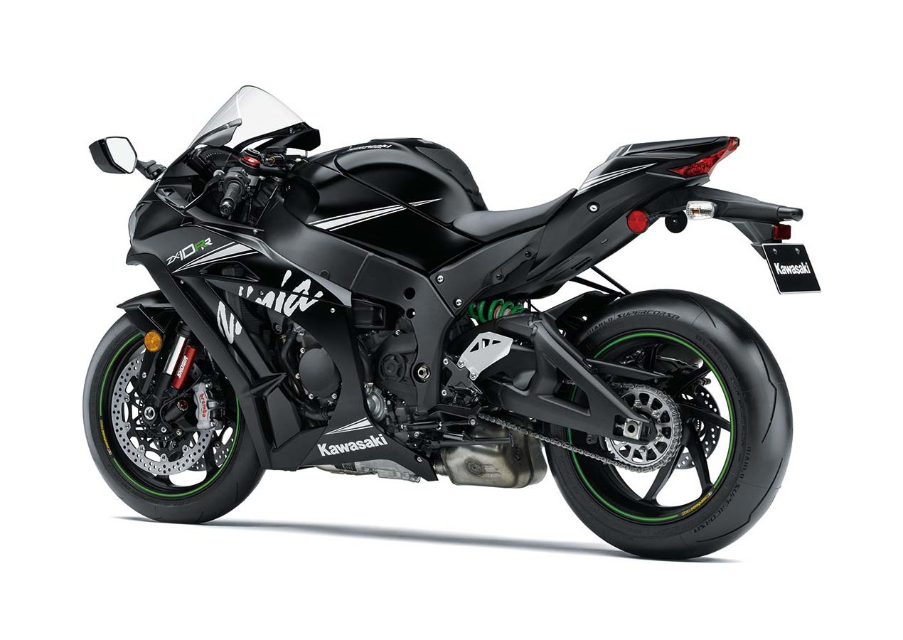 the 2017 kawasaki ninja zx 10rr earns that extra r. Black Bedroom Furniture Sets. Home Design Ideas