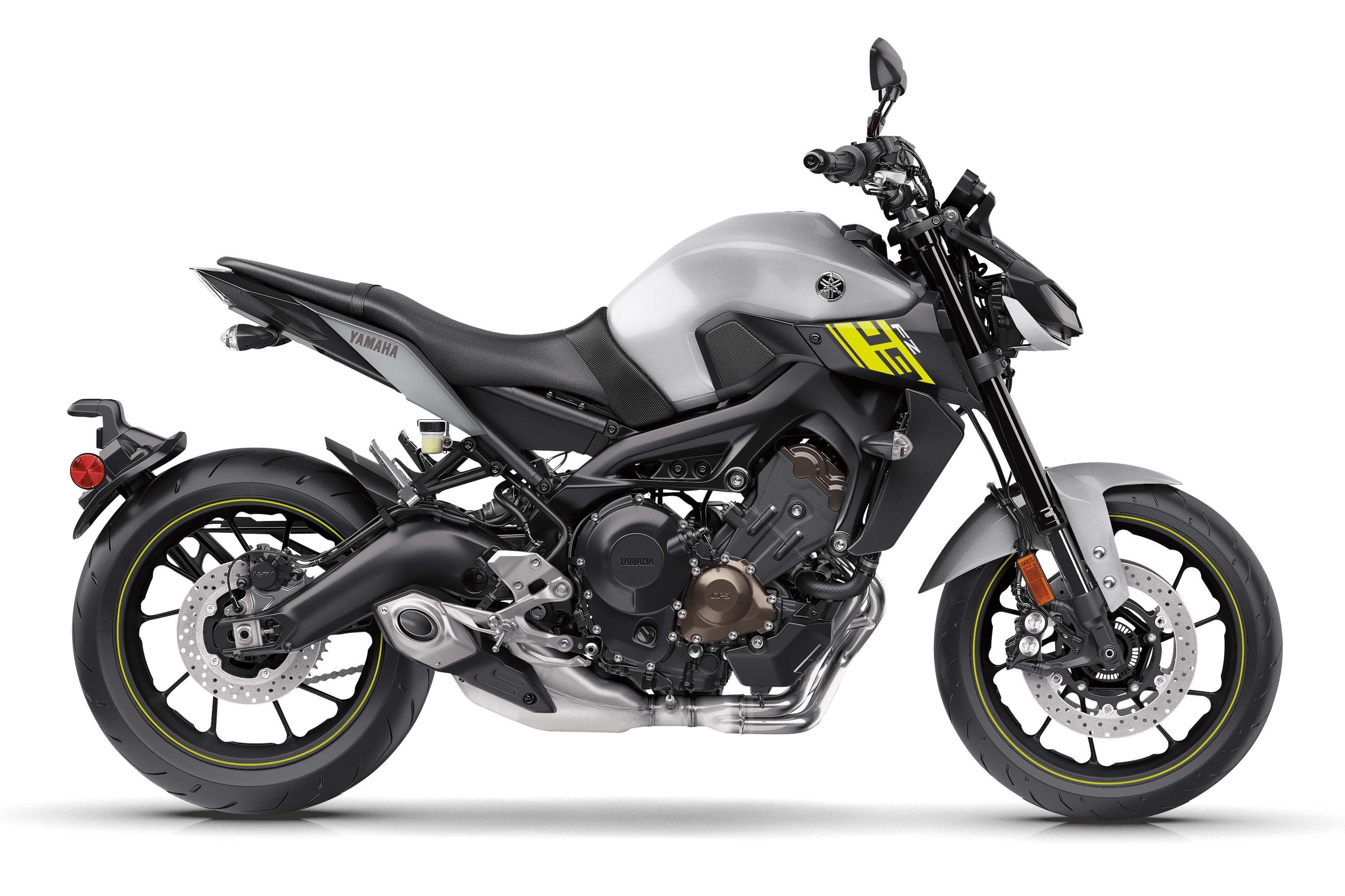 the yamaha fz 09 gets more aggressive for 2017