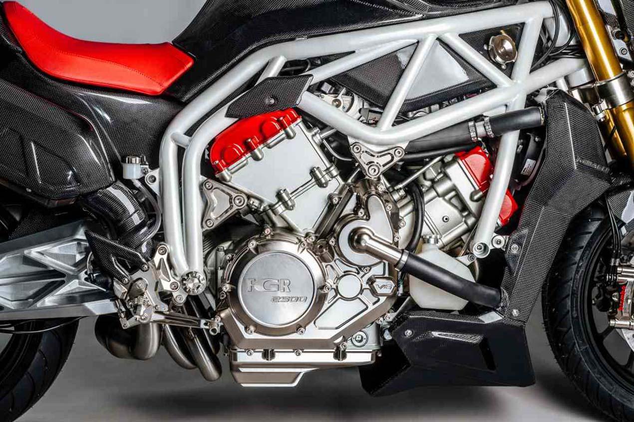 FGR Midalu 2500 V6 - The Boss Hoss of Sport Bikes