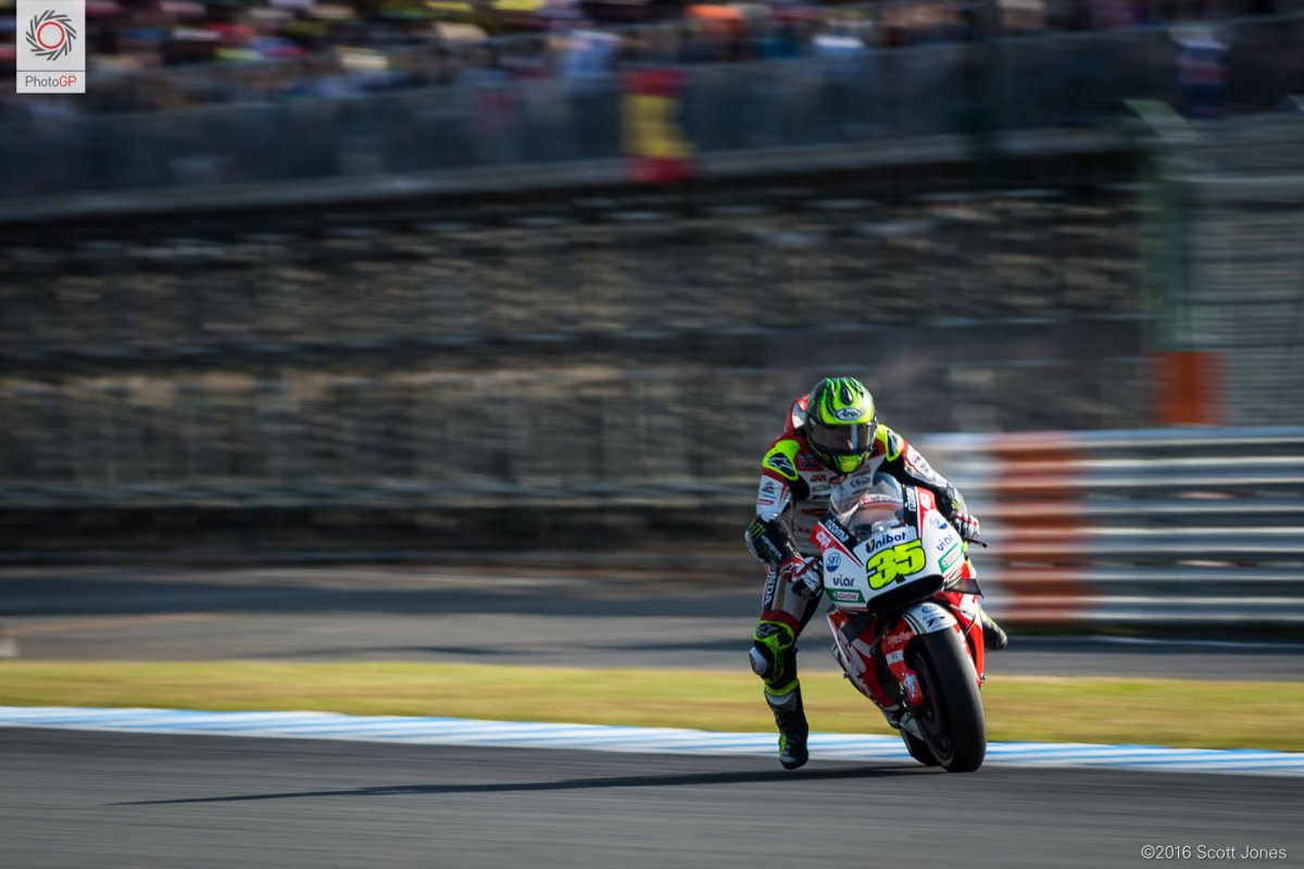 Cal Crutchlow Signs Two-Year Deal with HRC