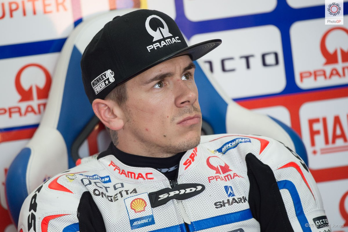 Scott Redding Signs with Aprilia for 2018 MotoGP Season