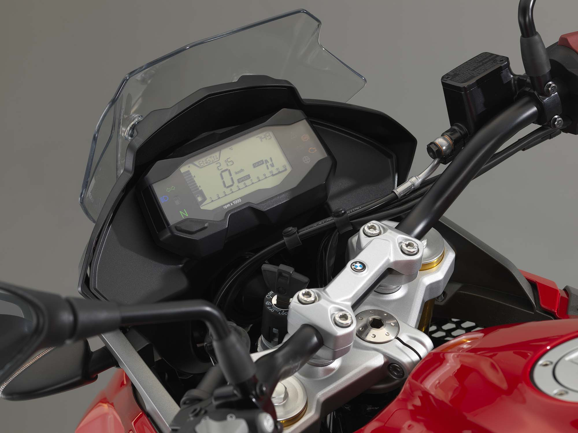 Мотоцикл BMW g 310 gs #11