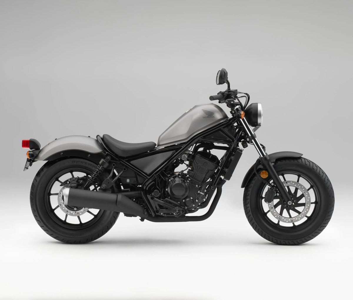 New Honda Rebel 500 & Rebel 300 Models Debut