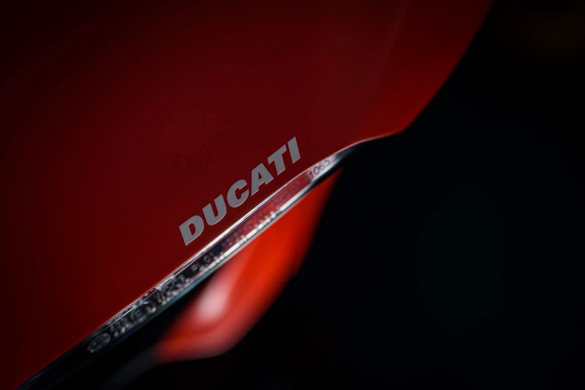 Ducati Posts Eighth-Straight Yearly Sales Gain...Barely