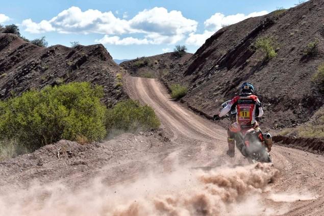 2017 Dakar Rally – Stage 10: Barreda, Barreda, Barreda