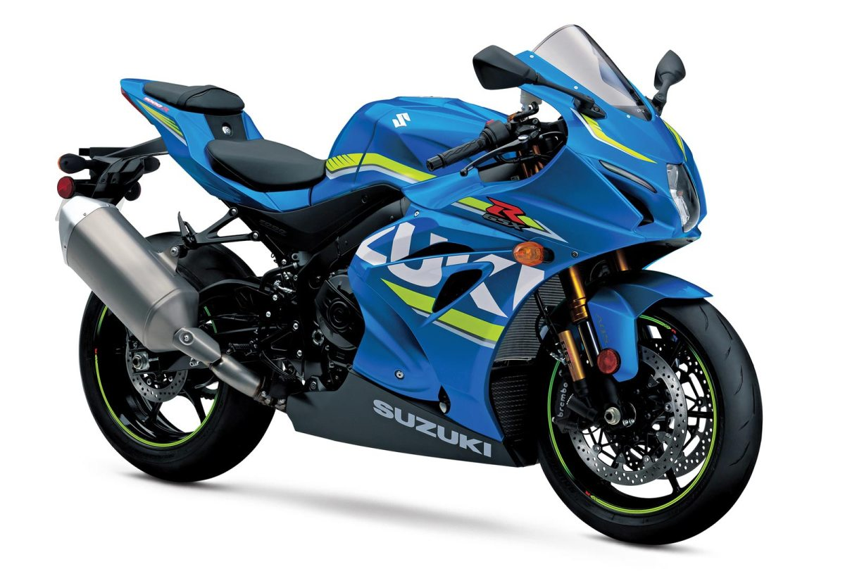 2017 Suzuki GSX-R1000 Priced at $14,599