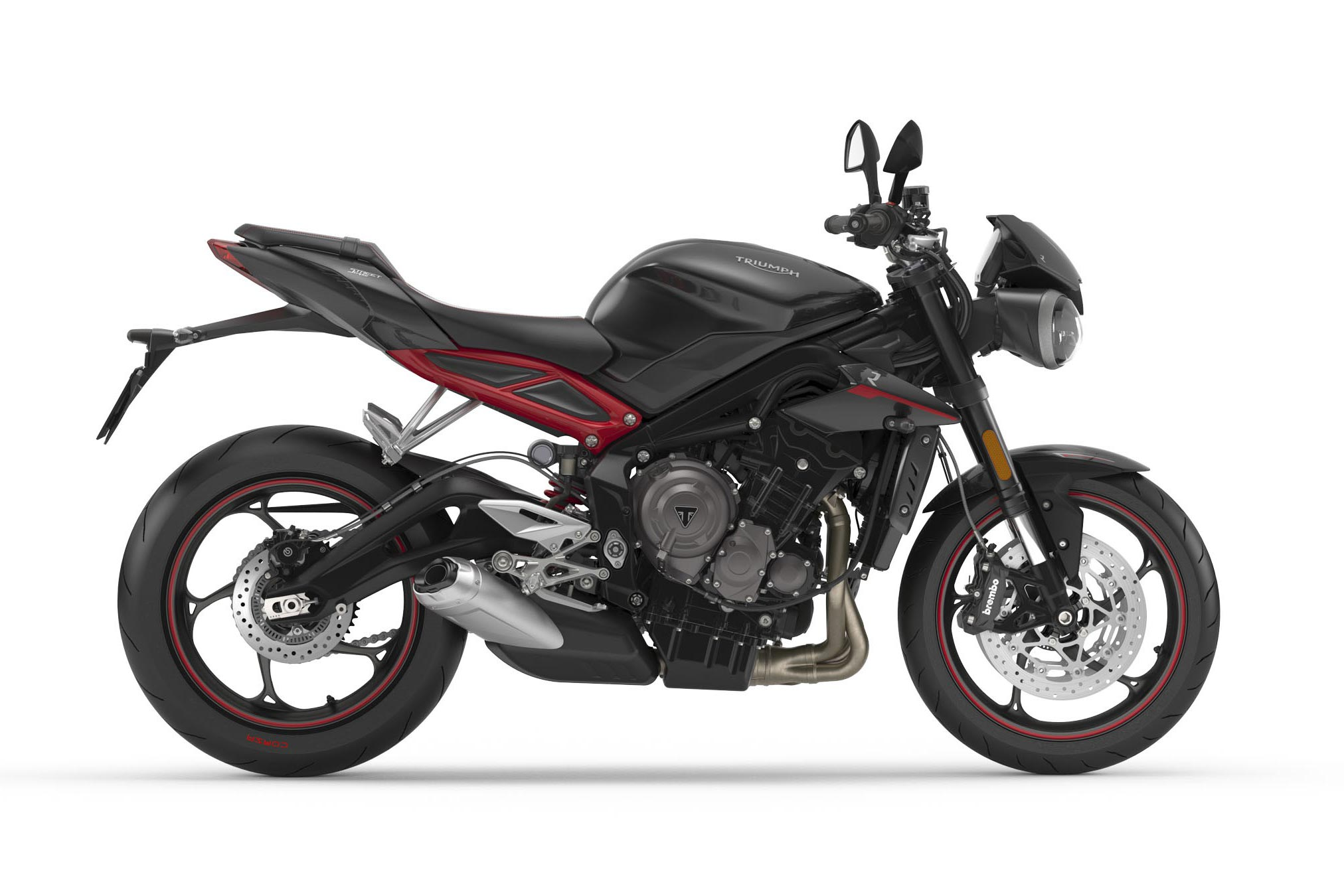 2017 triumph street triple debuts with 765cc engine. Black Bedroom Furniture Sets. Home Design Ideas