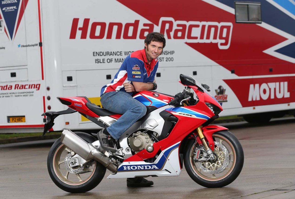 Guy Martin Returns to Road Racing with Honda