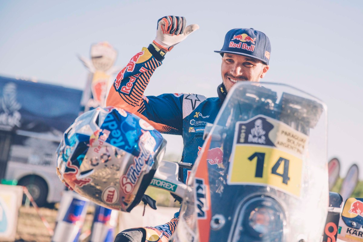 2017 Dakar Rally – Stage 12: Victory Goes to Sunderland