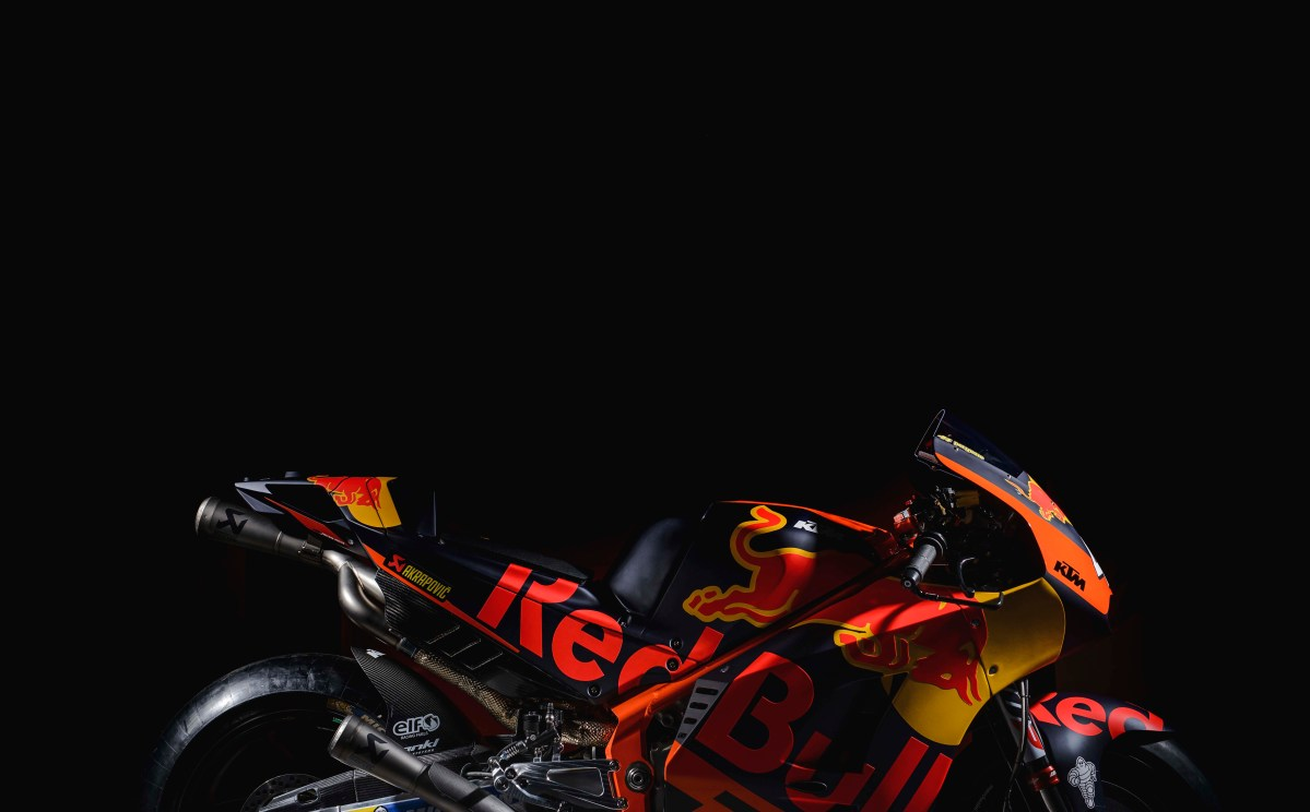 XXX: 2017 KTM RC16 MotoGP Race Bike