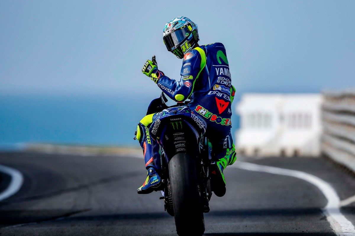 Paddock Pass Podcast #46 – Phillip Island MotoGP Test