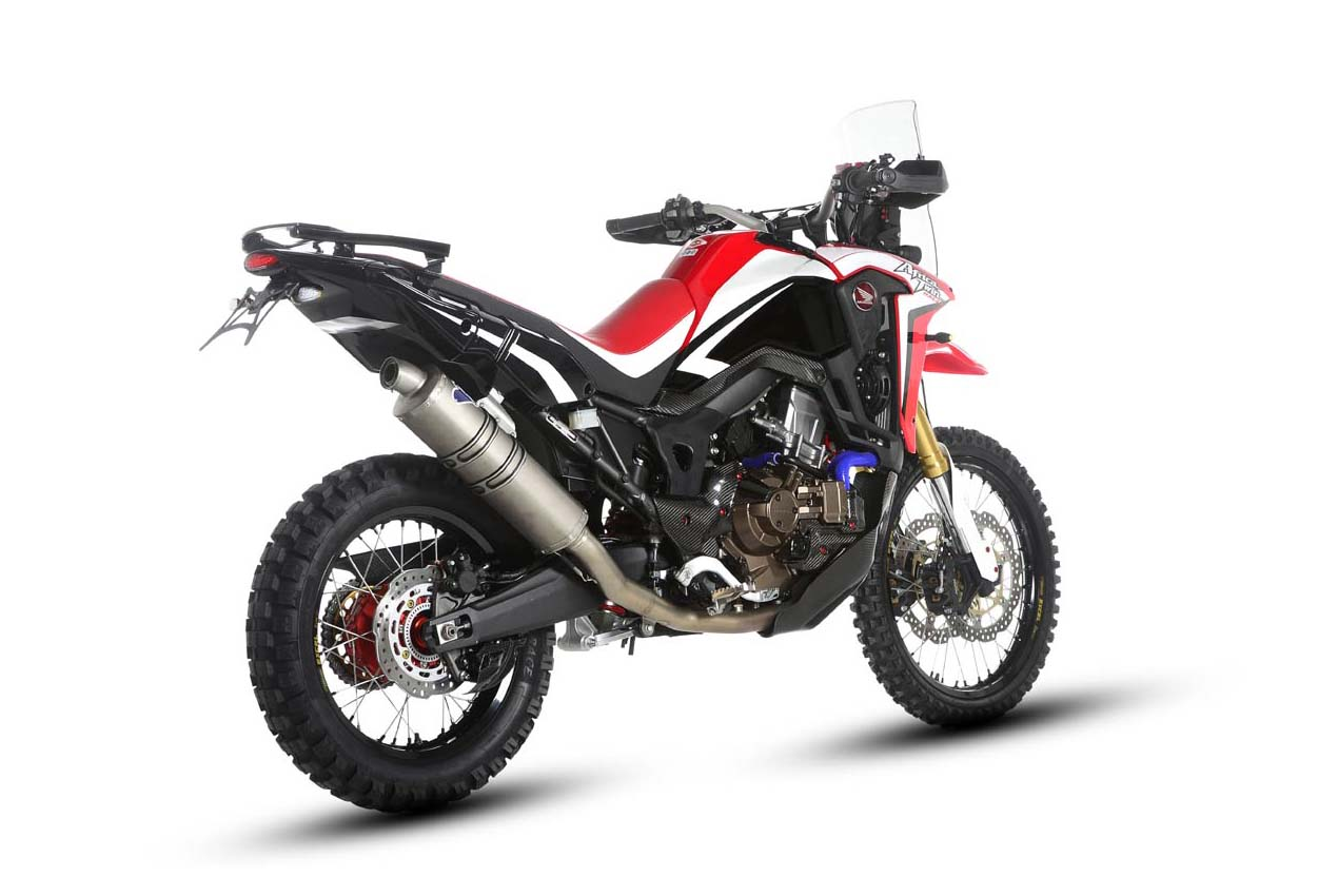 the honda africa twin gets rally raid ready asphalt rubber. Black Bedroom Furniture Sets. Home Design Ideas
