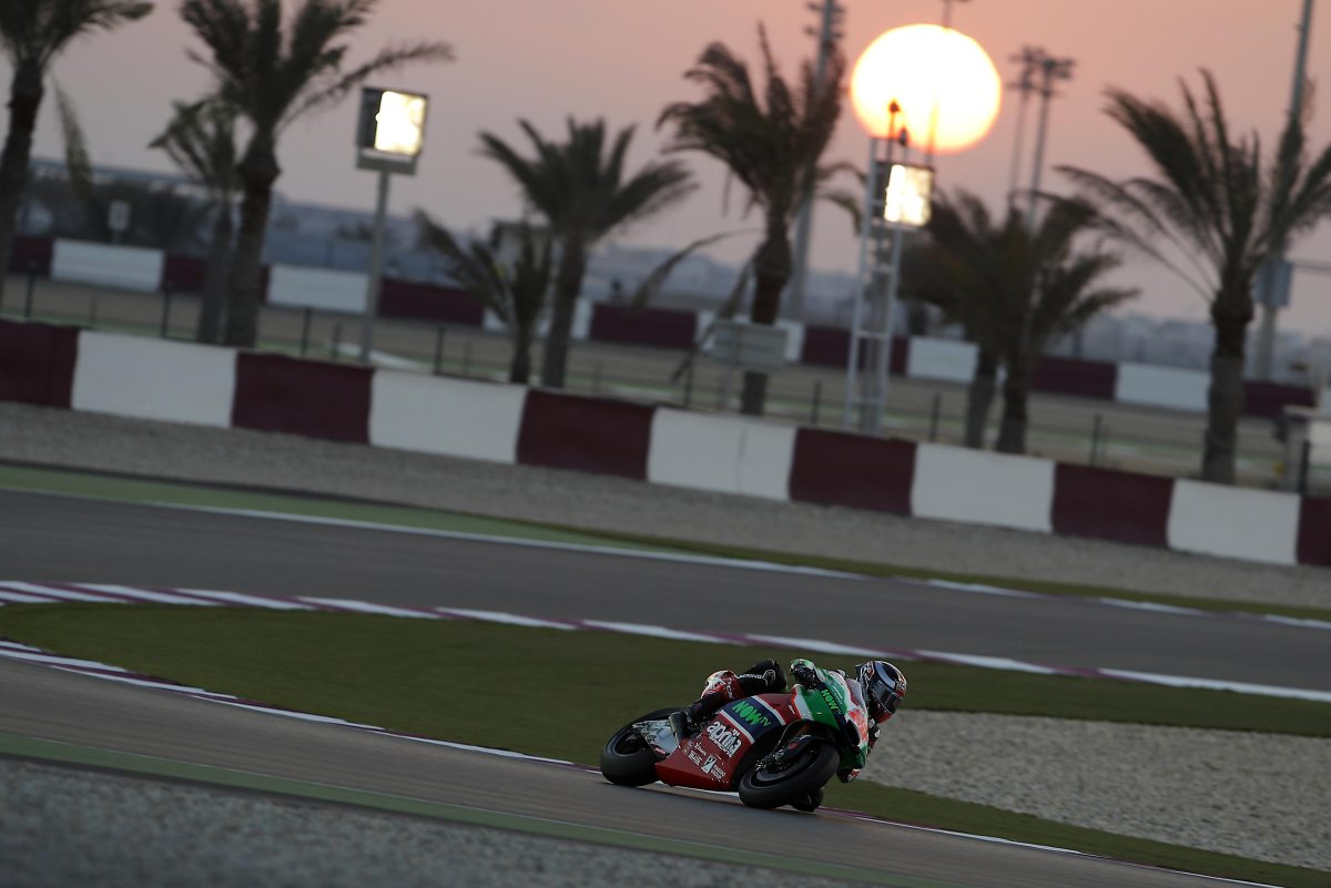 Rain Puts Question Marks on MotoGP Opener in Qatar