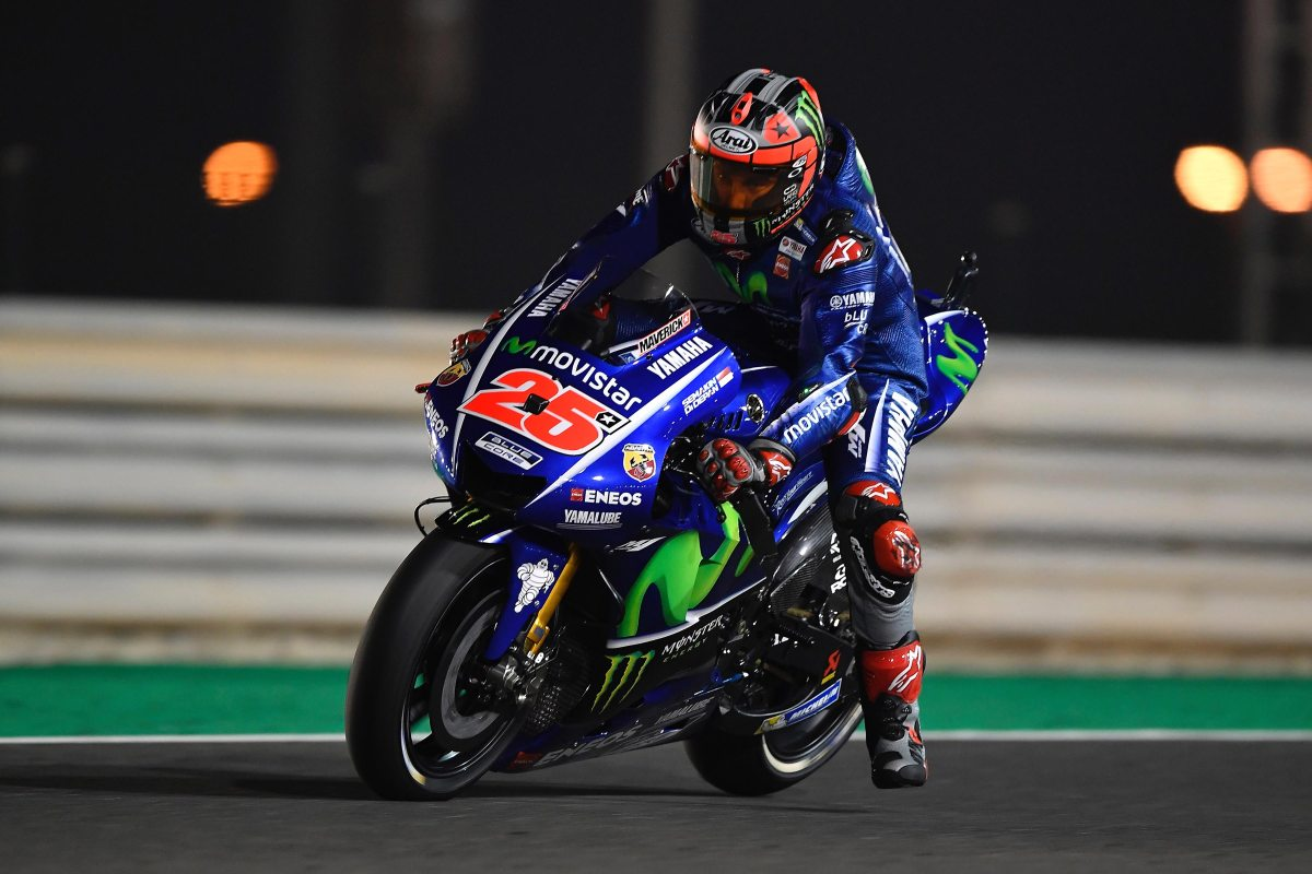 MotoGP: Viñales Wins Season-Opener at the Qatar GP