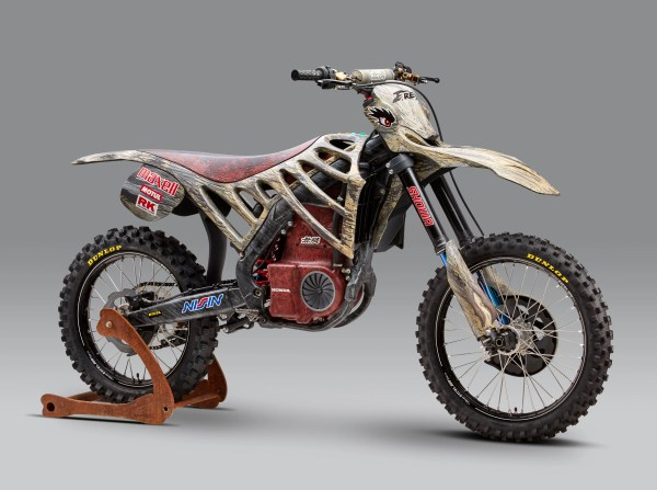 Mugen Debuts Electric Motocross Race Bike - Asphalt & Rubber