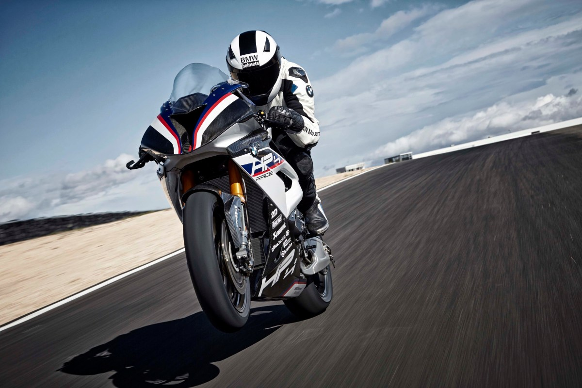 Mega Gallery: BMW HP4 Race