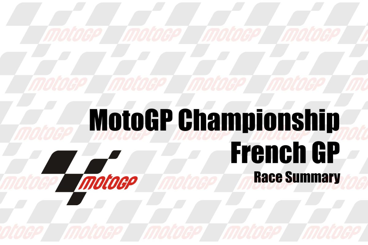 Sunday MotoGP Summary at Le Mans