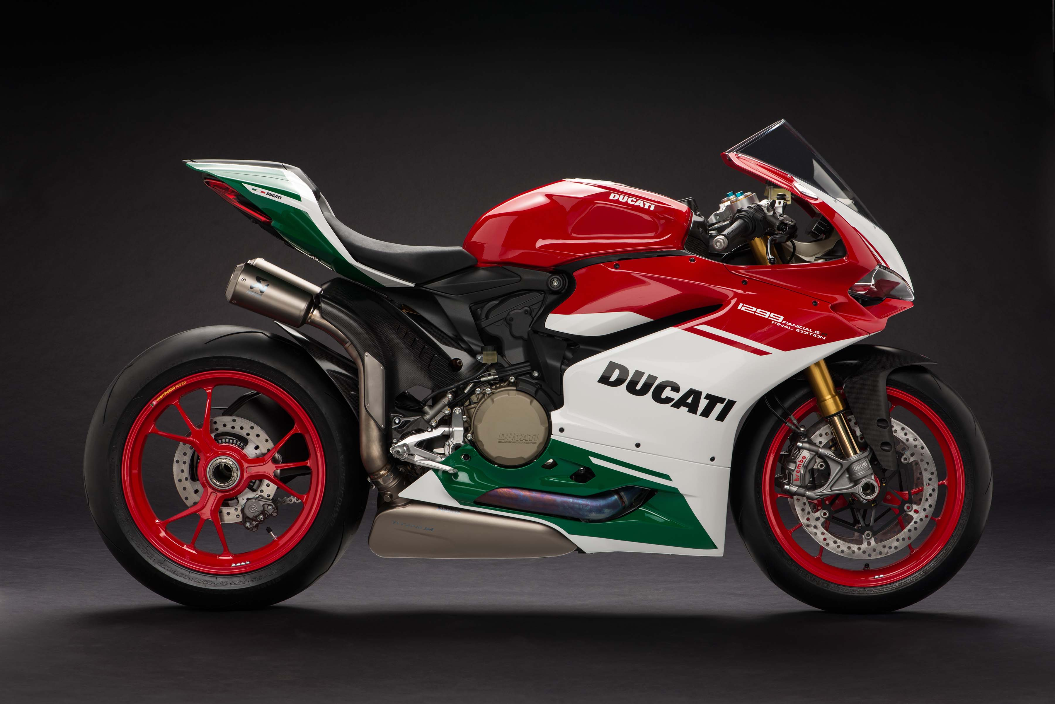 Ducati 1299 Panigale R Final Edition Finally Debuts