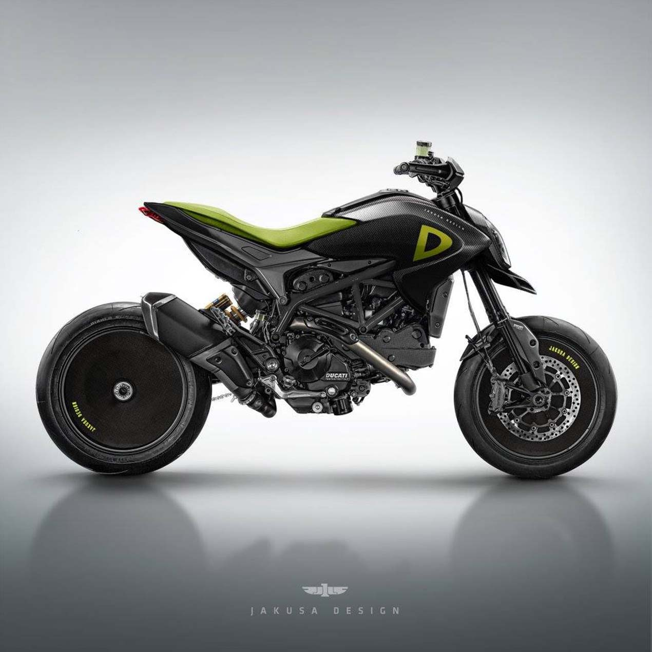 Assorted Ducati Concepts By Jakusa Design Asphalt Amp Rubber