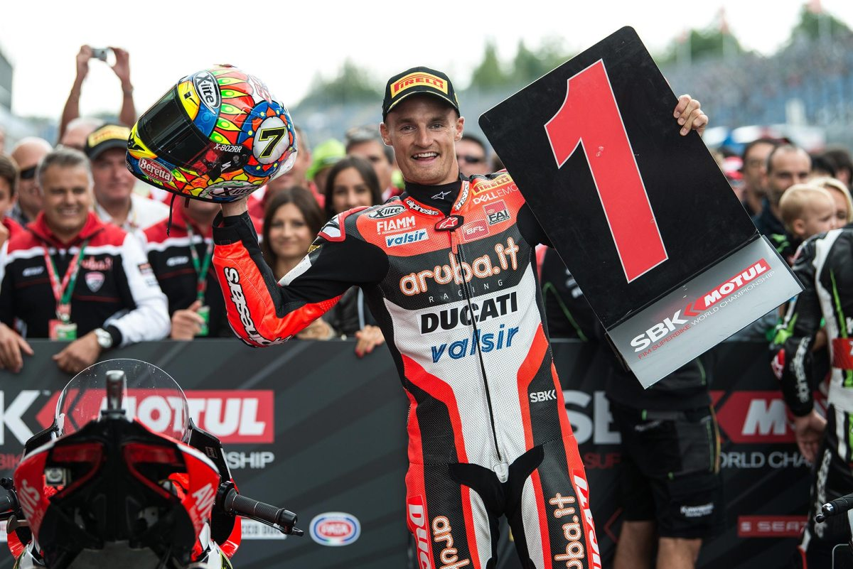 WorldSBK Race Results from Lausitzring – Race 2