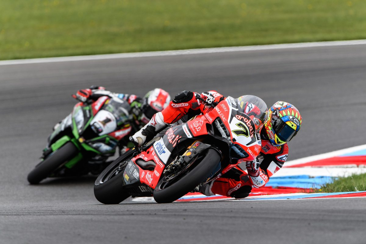 WorldSBK Race Results from Lausitzring – Race 1