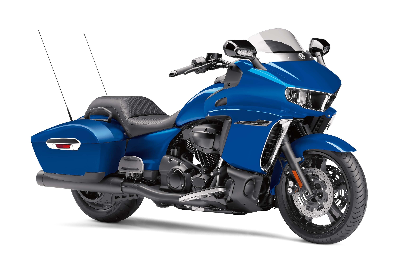 2018 yamaha star eluder big blue 39 s behemoth bagger for Yamaha new motorcycles 2018