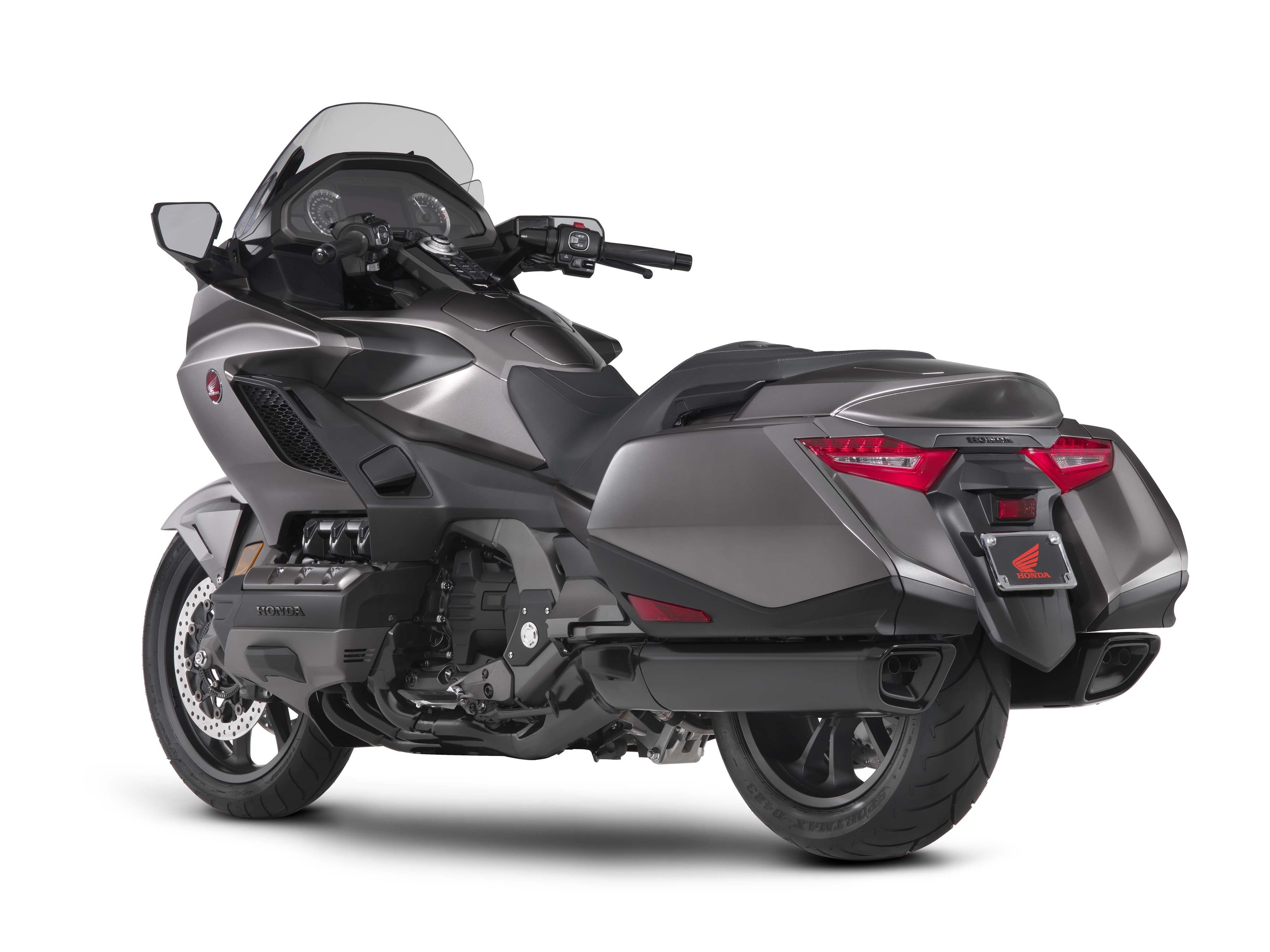 The Sixth Generation Honda Gold Wing Is Finally Here - Asphalt & Rubber