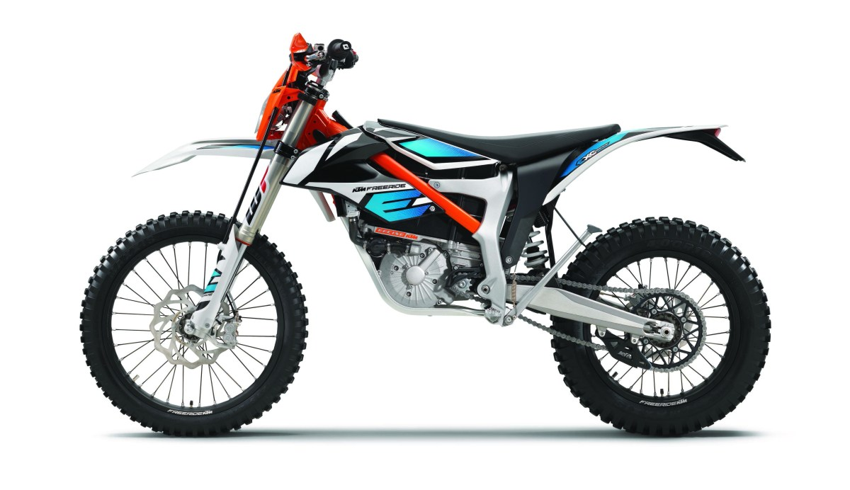 Electric KTM Freeride E-XC Enduro Debuts for 2018