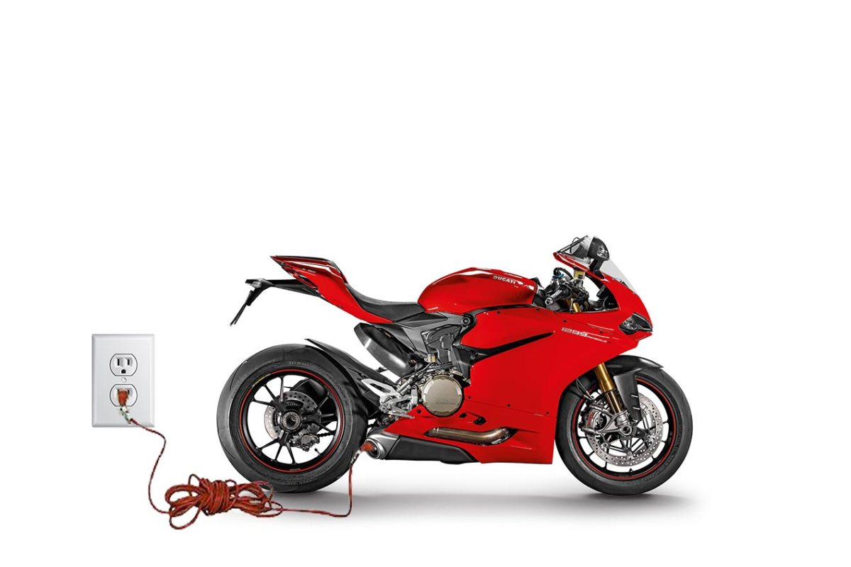 Ducati Going Electric by 2030?