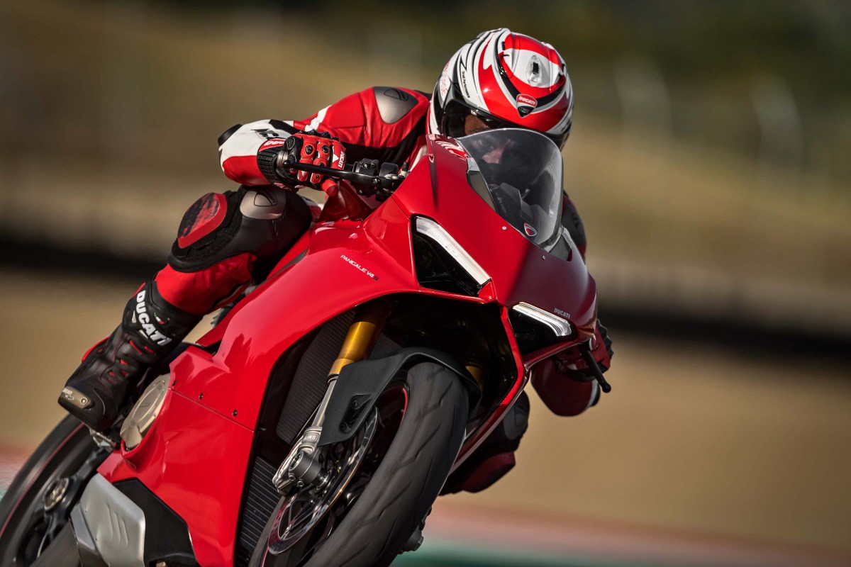 Gone Riding: Ducati Panigale V4 S